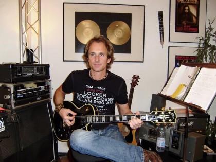 Gitarrenunterricht Nürnberg Auftritt, Musiklehrer